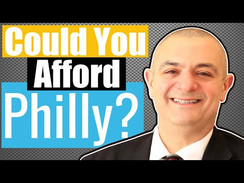 Cost Of Living In Philadelphia Pennsylvania