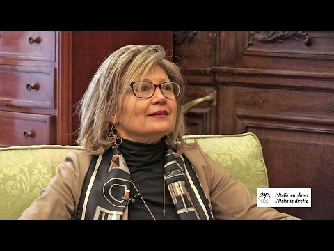 Emilia Gatto : Console Generale d'Italia a Parigi