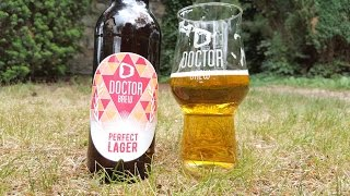 Doctor Brew Perfect Lager | Polish Craft Beer Review