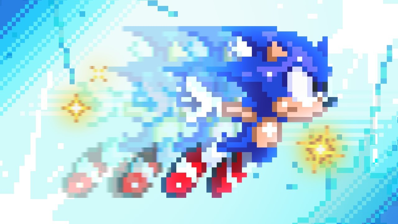 Sonic 3, with New Abilities!
