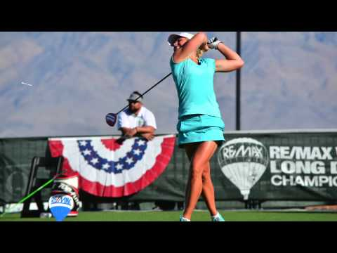 2014 World Long Drive Championship - Women's Division