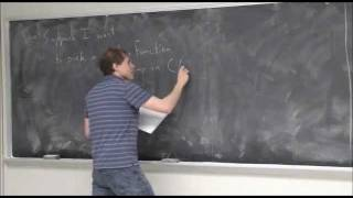 Mini Lecture #1 - Why use measure theory for probability?