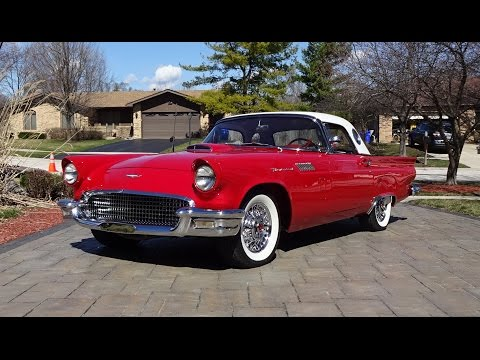 1957 Ford Thunderbird Greatest Ford Design For The T Bird Ever? On My Car Story With Lou Costabile