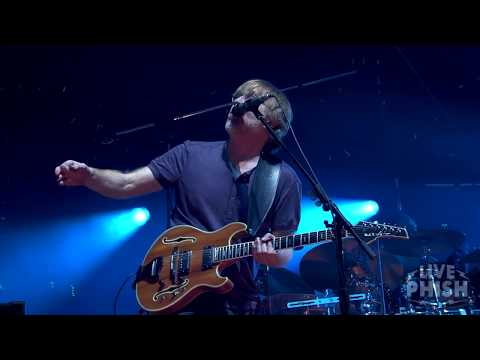 """Phish """"A Song I Heard The Ocean Sing"""" New Year's Eve"""