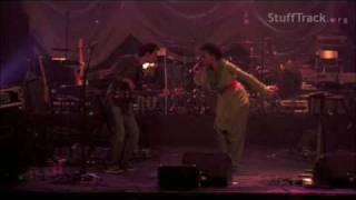 Sandra Nkake - I Miss My Land (live) - 1ère partie de Al Jarreau Swingin' Deauville 2008