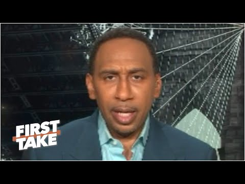 Stephen A. doesn't mind the idea of the NBA returning in Las Vegas and Orlando | First Take