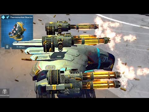 Raven Punisher Devastating Enemies  Damage Boosted - War Machine  WR