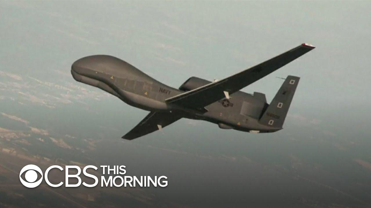 Iran Shoots Down a US Drone, Escalating Tensions