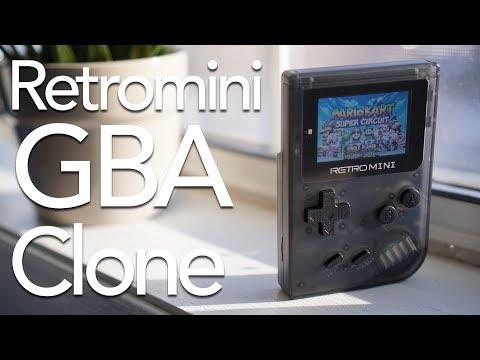 Retromini Clone GBA Review