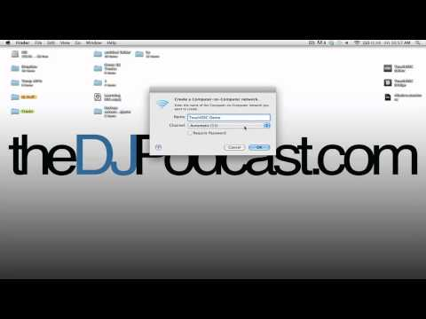 Connect an iPhone/iPad/iPod Touch to Your Mac with a Wireless Network