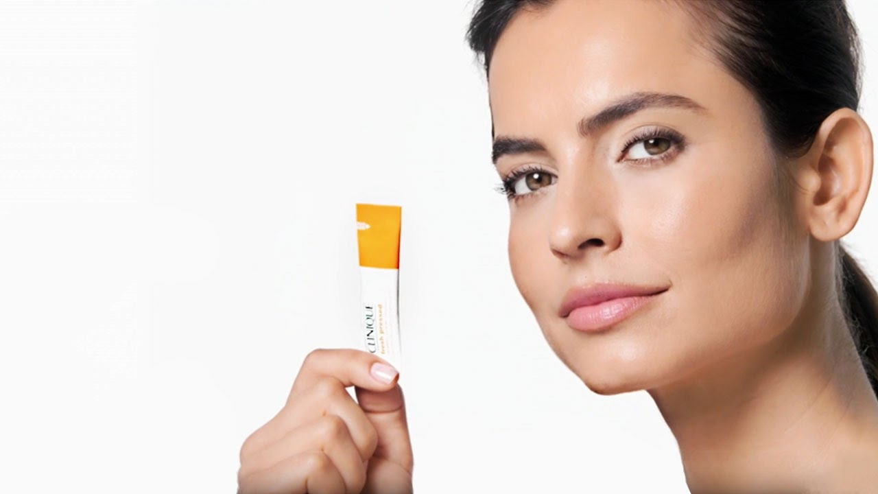 Image result for Clinique Powder Cleanser Pure Vitamin C