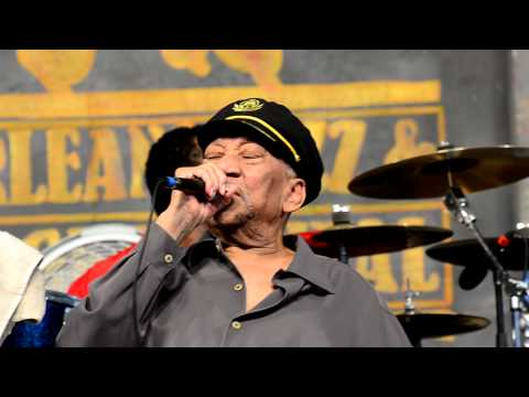 "Ain't No Sunshine When She's Gone - Bobby ""Blue"" Bland - New Orleans Jazz & Heritage Festival 2011"