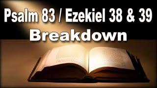 The Psalm 83 War and Ezekiel 38 & 39's Magog War