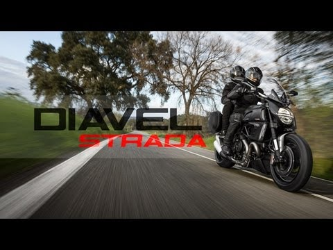 Ducati Diavel Strada Motogeo Review Youtube