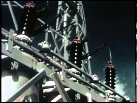 Nuclear Tests on Houses and Dummies_ Nevada Test Site - Operation Cue (1955)