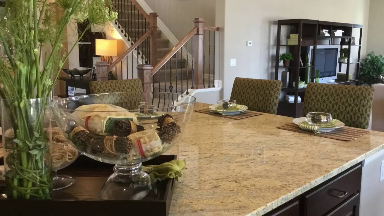 The Seth Model By Richmond Homes At Cobblestone Ranch In Castle Rock