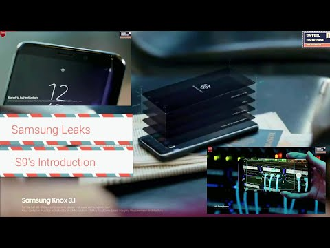 samsung-galaxy-s9/s9+-:-official-introduction-leaked-|-#samsunggalaxys9-#samsung