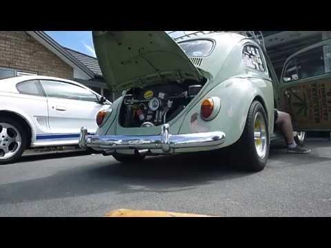 Vw 1600cc W110 Cam Dual 40s Little Rev.