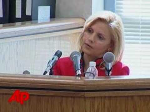 McGreevey's Estranged Wife Testifies