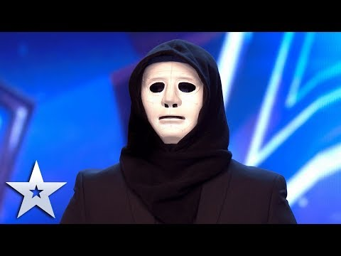 All of Masked Magician X's BGT Performances | Britain's Got