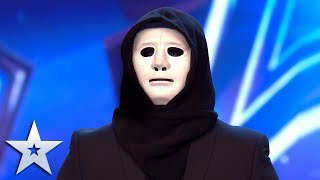 all of masked magician xs bgt performances britains got talent