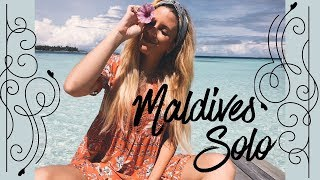 Why I Came To The Maldives Alone