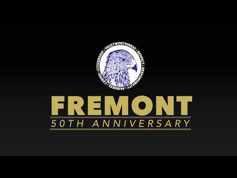 Fremont Junior High School 50th Anniversary