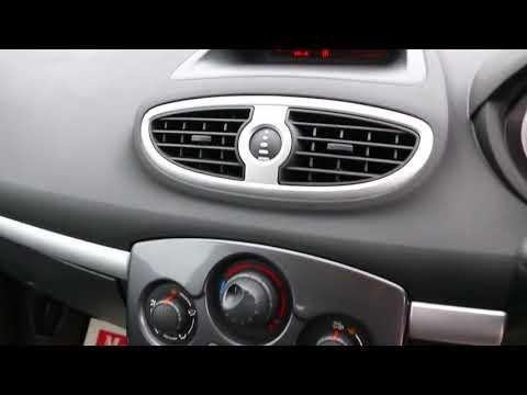 Renault Clio 1.2 16v I-Music 3 Door 5 Speed Bluetooth  LM61 EDP