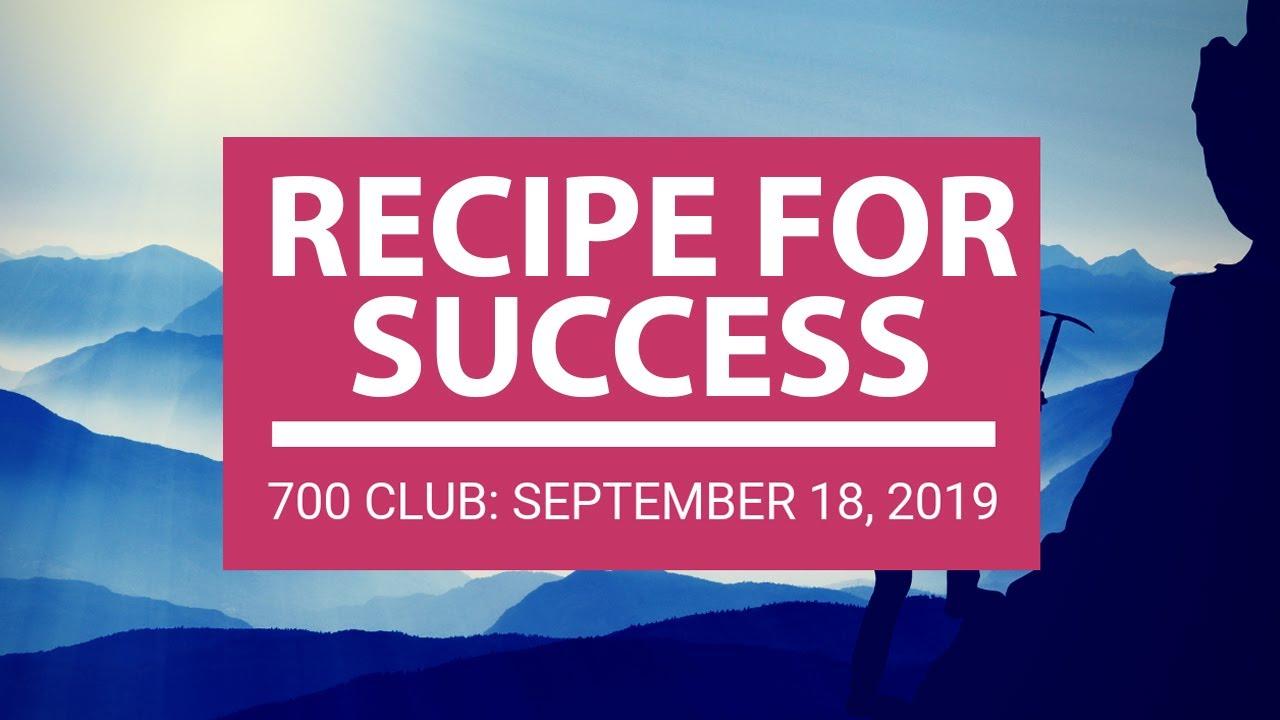 The 700 Club - September 18, 2019