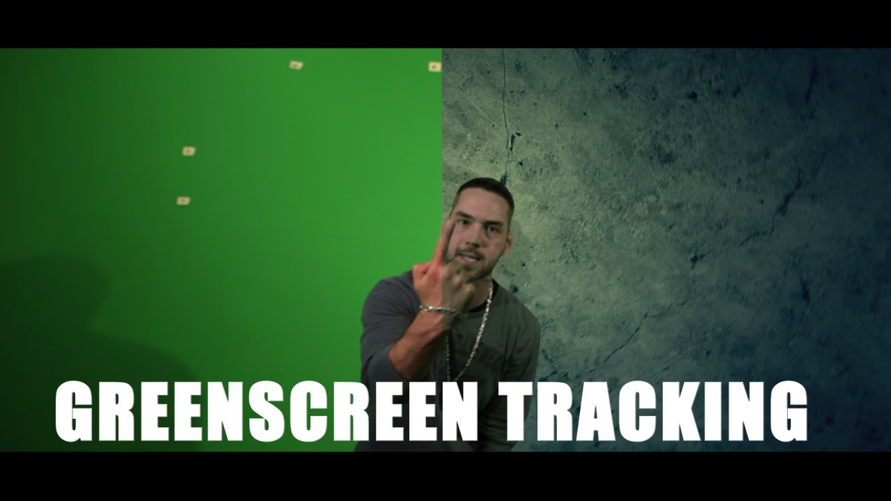Simple Green Screen Tracking (After Effects Tutorial) - YouTube