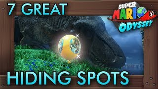 7 Great Hiding Spots for Balloon World in Super Mario Odyssey