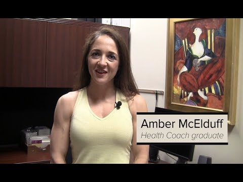 Office Exercises with Health Coach Grad Amber McElduff