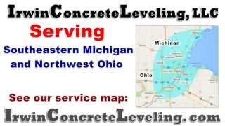 Don't replace you concrete - Pump it UP!