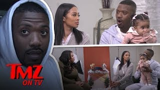 Ray J & Princess Love Have Sex Less Becuase Of New Baby | TMZ TV