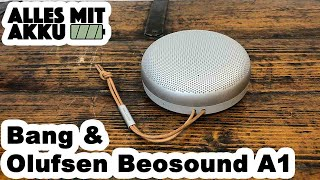 Bang & Olufsen Beosound A1…
