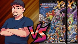 Johnny vs. Mega Man X2 & X3