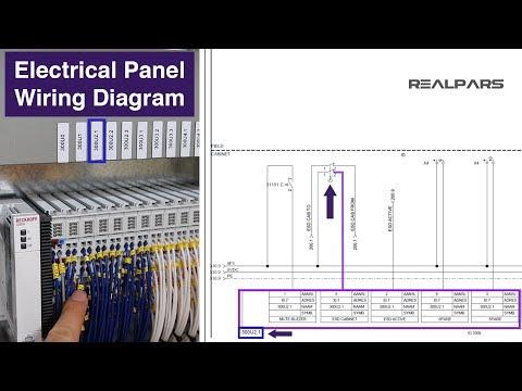 electric panel wiring diagram advance ballast wiring