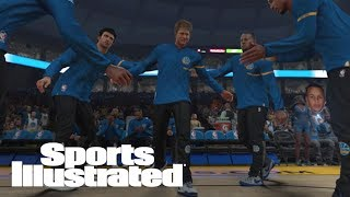 How Would NBA Finals Look If Coaches Steve Kerr & Ty Lue Suited Up? | SI Wire | Sports Illustrated