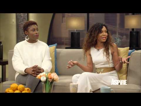 "Wendy Raquel Robinson on ""burning"" insults 