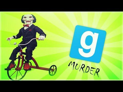 GMOD - Murder - Jigdoge - Comedy Gaming