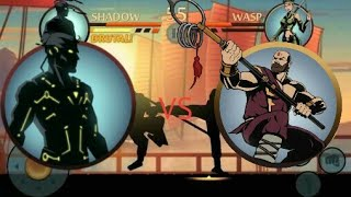 Shadow fight 2 shadow vs Fisher act 4 pirate throne samsung ipad gameplay