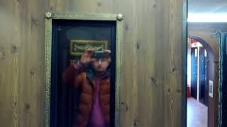 """Входная дверь АСД Йошкар Ола """"С окном и ковкой"""" - Обзор"""