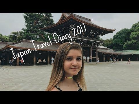 Japan Travel Diary 2017