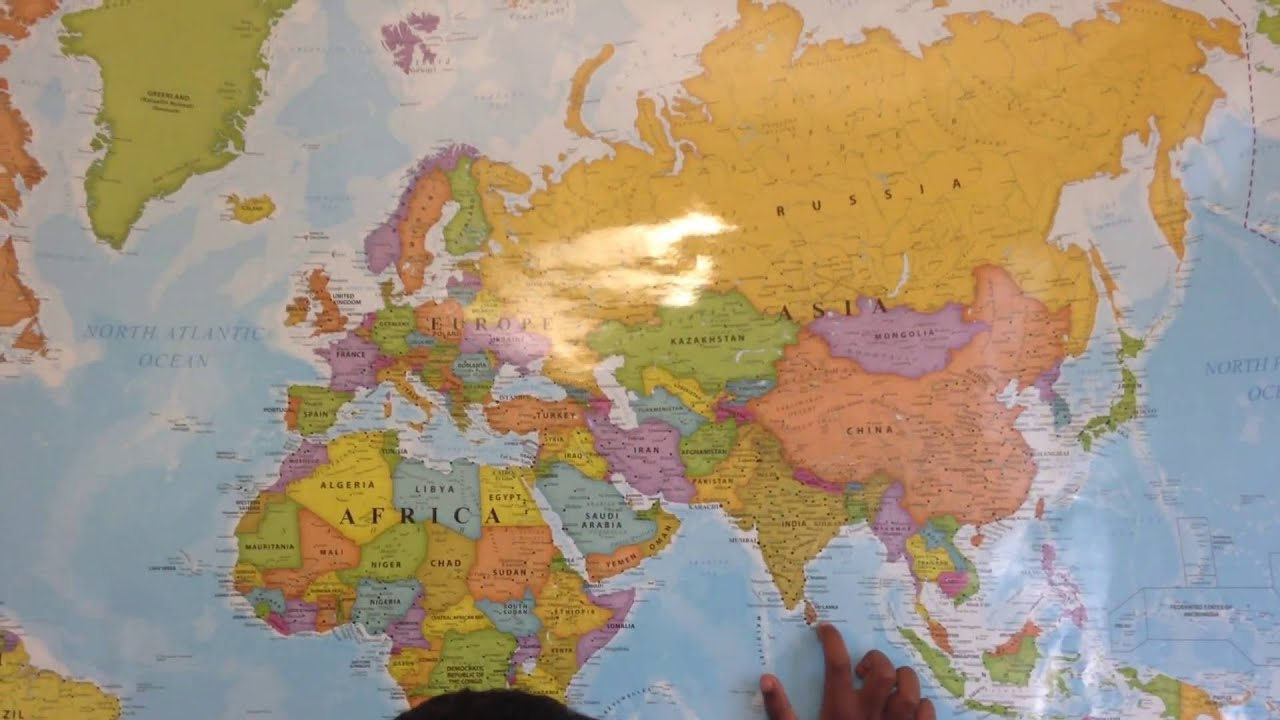 6 years old kiaan gupta knows all countries on world map youtube 6 years old kiaan gupta knows all countries on world map sciox Images