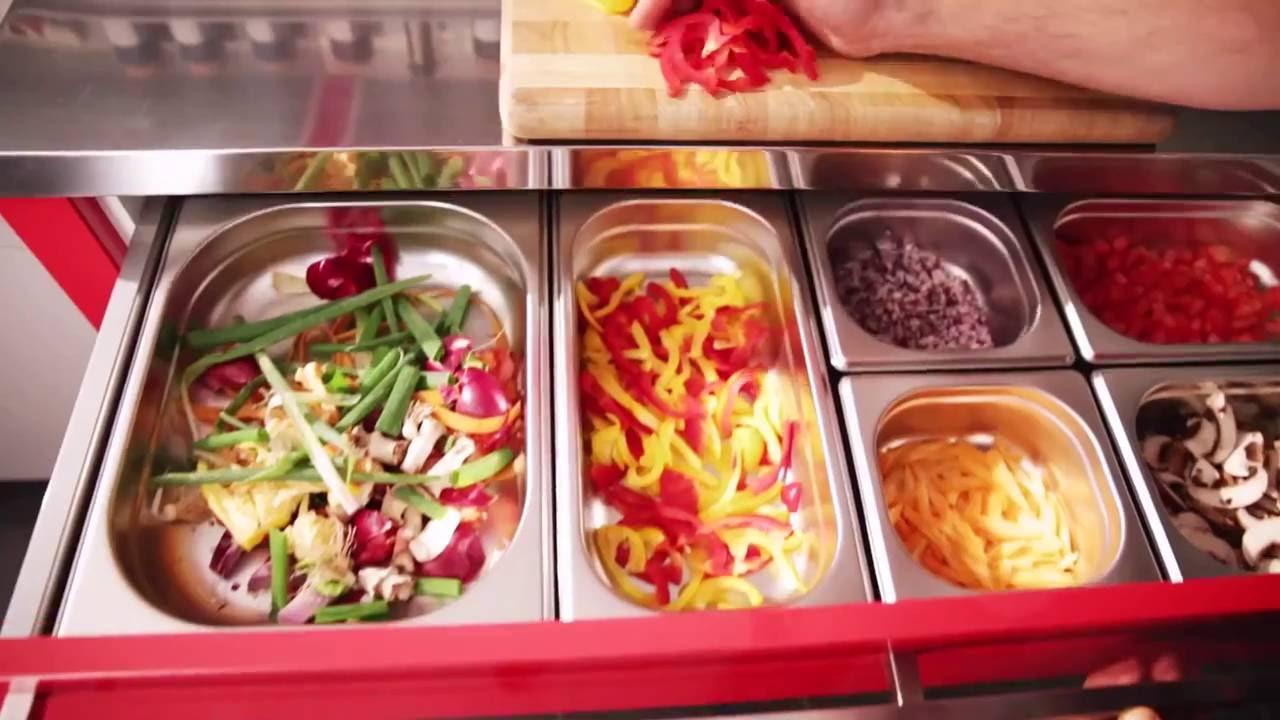 Die Kochprofis Küche von Ole Plogstedt und Küche&Co - YouTube | {Die kochprofis-küche 53}