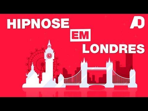 Hipnose em Londres (ft. Canal Guri in London)