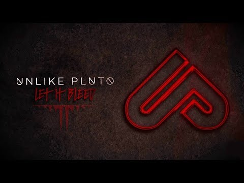 Unlike Pluto - Let It Bleed (ft. Cristina Gatti) [Official Lyric Video]