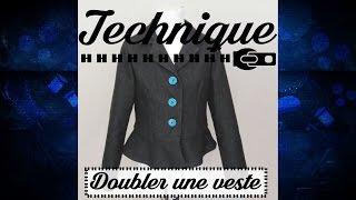 Monter une veste avec doublure peut être un véritable casse-tête si on ne veut aucune couture visible. Voyons ensemble comment procéder. Cette technique ...