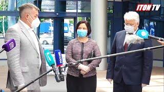 Израиль помогает врачам Санкт-Петербурга бороться с коронавирусом