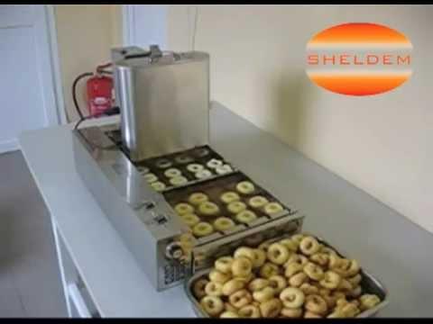 Аппарат для мини-пончиков (мини-Донатсов)